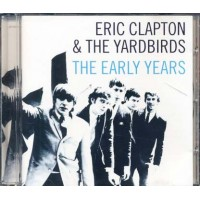 Eric Clapton & The Yardbirds - The Early Years Cd