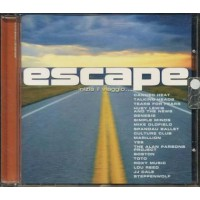 Escape - Canned Heat/Lou Reed/Boston/Genesis/Simple Minds Cd