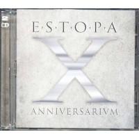 Estopa - X Anniversarium 2x Cd