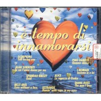 E' Tempo Di Innamorarsi - Scorpions/Alice/Di Malta/Ultravox/Sorrenti Cd