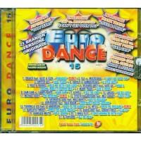Euro Dance 15 - Moltosugo/Farolfi/Gam Gam/Gabry Ponte Cd