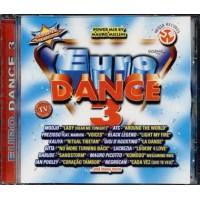 Euro Dance 03 - Modjo/Gigi D'Agostino/Picotto/Ian Pooley Cd