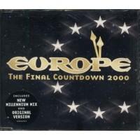 Europe - The Final Countdown 2000 Cd