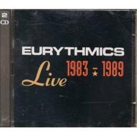 Eurythmics - Live 1983/1989 2x Cd