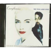 Eurythmics - We Too Are One Cd