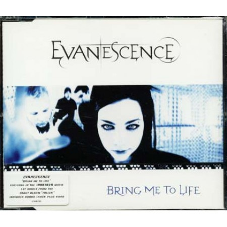 Evanescence - Bring Me To Life Cd