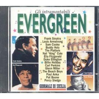 Evergreen - Sinatra/Armstrong/Platters/Beach Boys Cd