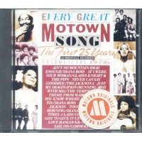 Every Great Motown Song - Michael Jackson/Ross/Gaye Cd