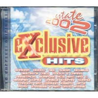 Exclusive Hits Estate 2002 - Shakira/Moony/Alexia/Incubus Cd