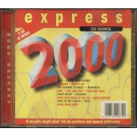 Express 2000 Cd Dance - Sash!/Dj Miko/Alex Party/Ultra Nate' Cd