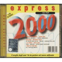 Express 2000 cdop - Coolio/Cornershop/Robert Miles/One Nation Cd