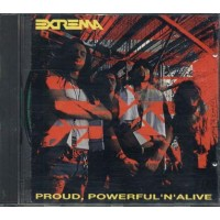 Extrema - Proud, Powerful 'N' Alive Cd