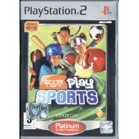Eyetoy: Play Sports Ps2