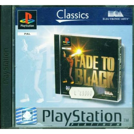 Fade To Black Ps1