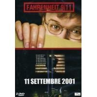 Fahrenheit 9/11 - 11 Settembre 2001 M Moore Dvd New