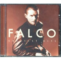 Falco - Greatest Hits Cd