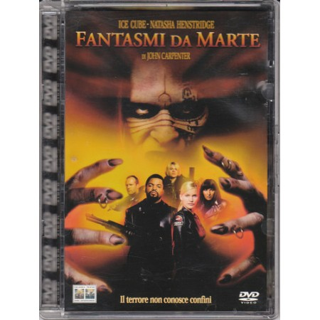 Fantasmi Da Marte - John Carpenter Super Jewel Box Dvd