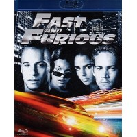 Fast & Furious Vin Diesel/Paul Walker/Michelle Rodriguez Blu Ray