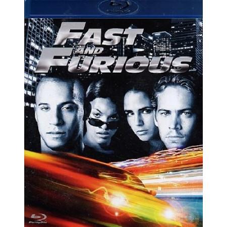 Fast & Furious Vin Diesel/Paul Walker/Michelle Rodriguez Blu Ray