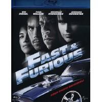 Fast & Furious Solo Parti Originali Vin Diesel Blu Ray