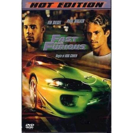 Fast & Furious Hot Edition - Super Jewel Box Dvd