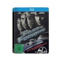 Fast & Furious Solo Parti Originali/Neues Modell Blu Ray Steelbook In Italiano