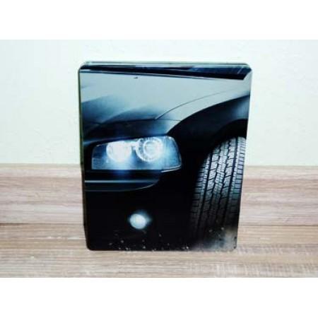 Fast & Furious 5 Steelbook Deutsche Con Audio Italiano Blu Ray + Dvd + E-Copy