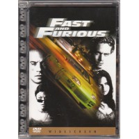 Fast And Furious - Vin Diesel/Paul Walker Super Jewel Box Dvd