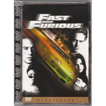 Fast And Furious - Vin Diesel/Paul Walker Super Jewel Box Dvd