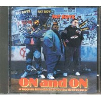 Fat Boys - On And On Cd