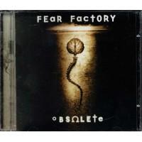 Fear Factory - Obsolete Cd