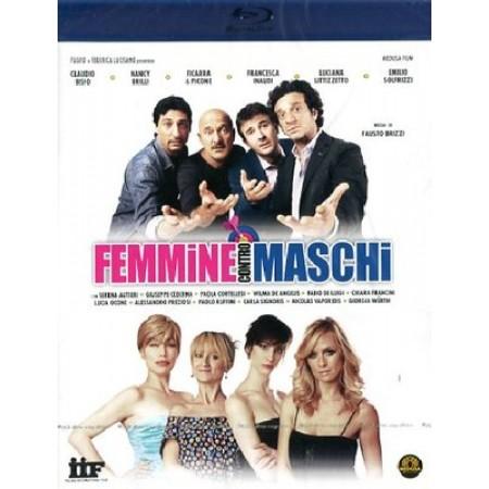 Femmine Contro Maschi  Claudio Bisio/Littizzetto/Ficarra Picone Blu Ray