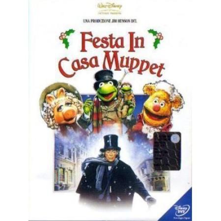 Festa In Casa Muppet Ed Speciale - Disney Ologramma Dvd