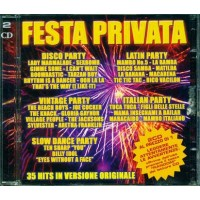 Festa Privata - Carra'/Baltimora/Snap/Knack/Village People 2x Cd