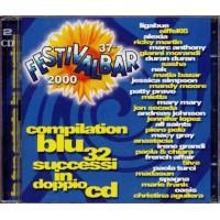 Festivalbar 2000 Blu - Ligabue/Duran/Pravo/Paola & Chiara 2x Cd