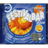 Festivalbar 2004 Blu - 883/Avril Lavigne/Muse/Paola & Chiara 2x Cd