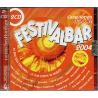 Festivalbar 2004 Red - Vasco/Tiziano Ferro/Caparezza/Kravitz 2x Cd