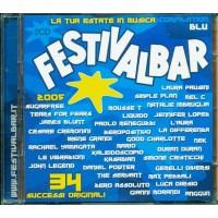 Festivalbar 2005 Blu - Pausini/Cremonini/Duran/Anggun 2x Cd