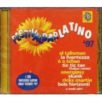 Festivalbar Latino 1997 - Rosana/Los Locos/Ricky Martin/Estrada Cd