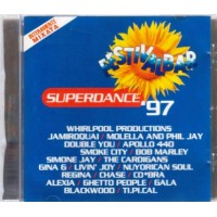 Festivalbar Superdance '97 - Whirlpool Productions/Molella/Smoke City Cd
