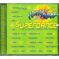 Festivalbar Superdance '98 - Tamperer/Neja/Gala/Simone Jay/Moella Cd