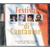 Festival Di Cantautori - Vecchioni/Alice/Lolli Cd