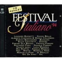 Festival Italiano '94 - Jo Squillo/Mietta/Columbro/Mia Martini 2x Cd