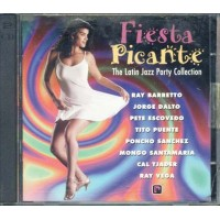 Fiesta Picante - Ray Barretto/Tito Puente Cd