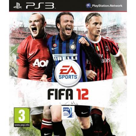 Fifa 12 2012 Prima Stampa Eccellente Ps3