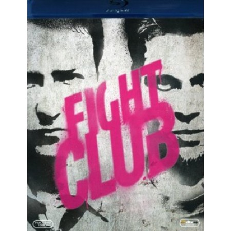 Fight Club - Edward Norton/Brad Pitt Blu Ray
