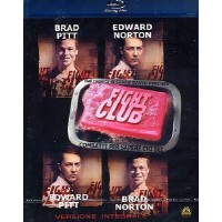Fight Club - Edward Norton/Brad Pitt Blu Ray1A Stampa Fuori Catalogo