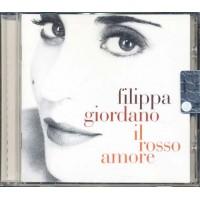 Filippa Giordano - Il Rosso Amore Cd