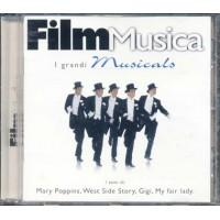 Filmmusica I Grandi Musical - Decca Cd