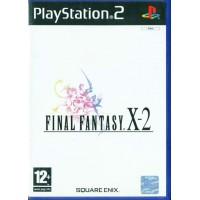 Final Fantasy X-2 No Platinum Ps2